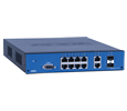 Adtran NetVanta 1531P - Managed, 12-port, Layer 3 Lite, Gigabit Ethernet Switch, with PoE (1700571F1)