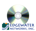 Edgewater Networks EdgeView Tenant:  Single Tenant (EV-VSSTenant-01)