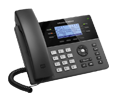 Grandstream GXP1760W Mid-range HD IP Phone with WiFi (GXP1760W)