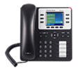 Grandstream GXP2130v2 3-Line Enterprise HD IP Phone with Bluetooth - Includes Power Supply (GXP2130)