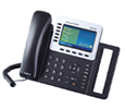 Grandstream GXP2160 Enterprise 6-Line IP Phone - Open Box (GXP2160-OB)