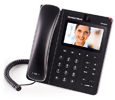"Grandstream GXV3240 - 6 Line IP Multimedia Video Phone With 4.3"" Touch LCD - Open Box (GXV3240-OB)"