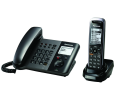 Panasonic TGP550 SIP DECT Phone Corded / Cordless Base with 1 TPA50 - OPEN BOX (KX-TGP550T04-OB)