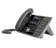 Panasonic KX-UTG200 - UTG Series SIP Phone - Includes Power Supply - Open Box (KX-UTG200B-AC-OB)