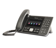 Panasonic KX-UTG300 - UTG Series SIP Phone - Includes Power Supply (KX-UTG300B-AC)