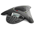 Polycom SoundStation IP 6000 Conference Phone - Includes Power Supply and VQMon (2200-15660-001-VQMON)