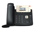 Yealink SIP-T21P E2 Entry-level IP phone with 2 Lines & HD voice - Includes Power Supply - Open Box (SIP-T21P_E2-OB)