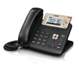 Yealink SIP-T23P Professional IP phone with 3 Lines & HD voice - Includes Power Supply - Open Box (SIP-T23P_AC-OB)