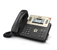 Yealink Enterprise SIP Phone SIP-T27G - Includes Power Supply - Open Box (SIP-T27G-OB)