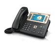 Yealink SIP-T29G Professional Gigabit phone with Color LCD - Includes Power Supply - Open Box (SIP-T29G-OB)