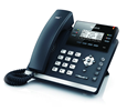 Yealink SIP-T41P IP Phone (with PoE) - Includes Power Supply - Open Box (SIP-T41P_AC-OB)