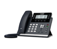 Yealink SIP-T43U 12-Line Gigabit IP Phone with Power Supply (SIP-T43U_AC)