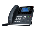 Yealink SIP-T46U 16-Line Gigabit IP Phone with Power Supply (SIP-T46U_AC)