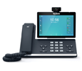 Yealink SIP-T58V Video Collaboration Phone - Includes Power Supply (T58A WITH CAMERA_AC)