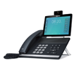 Yealink SIP-VP59 Gigabit IP Phone with Adjustable Screen - Includes Power Supply (SIP-VP59_AC)