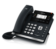 Yealink SIP-T42G - 12-Line IP Phone (PoE) - Includes Power Supply - Open Box (SIP-T42G_AC-OB)
