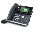Yealink SIP-T46G IP Phone Skype for Business Edition (PoE) - Does Not Include Power Supply - Open Box (SIP-T46G-SFB-OB)