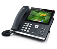 Yealink SIP-T48G 6-line IP Phone with 7 inch Color Touch Screen (PoE) - Includes Power Supply - Open (SIP-T48G_AC-OB)