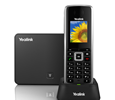 Yealink W52P DECT Cordless Handset and Base Unit - Includes Power Supply - Open Box (W52P_AC-OB)